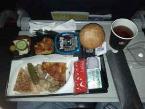 Turkey Airline serving