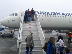 Turkey Airline