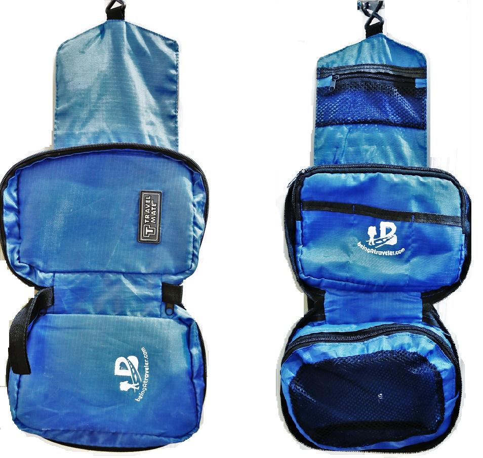 Toiletries Travel Bag - Being A traveler e168880a51414