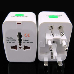 Travel Adapter - beingatraveler