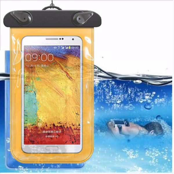 Mobile Water Proof Cover