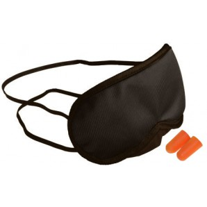 Sleeping Eyemask + Ear plug