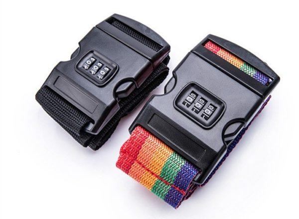 Luggage Strap Securing belt beingatraveler.com