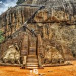 HOW TO VISIT SIGIRIYA LION ROCK USING LOCAL TRANSPORT (BY BUS)