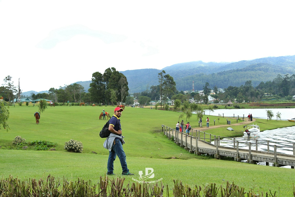 Gregory lake - Nuwara Eliya - beinga traveler.com