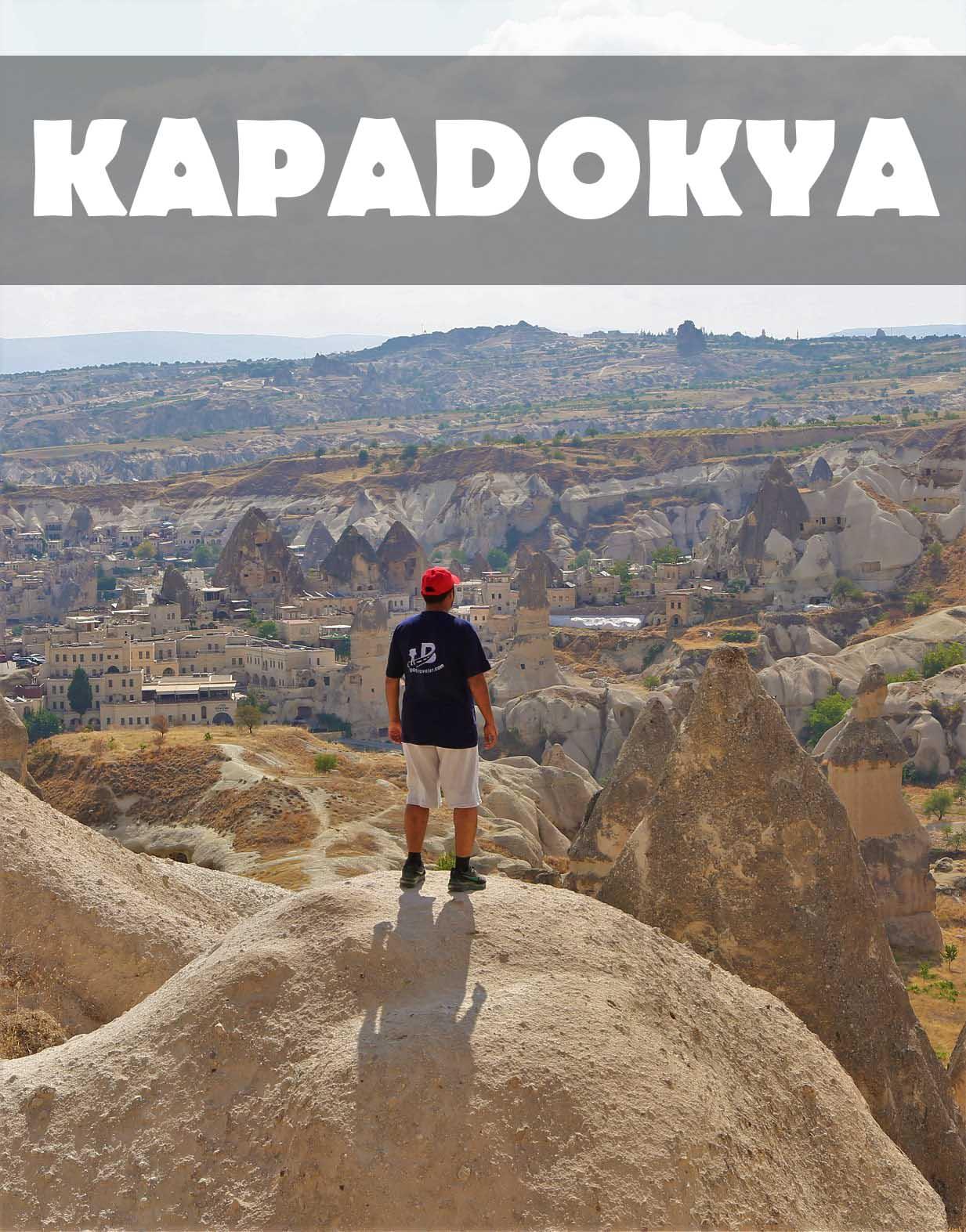 Kapadoky Capaducia turkey beingatraveler BILAL AZAM