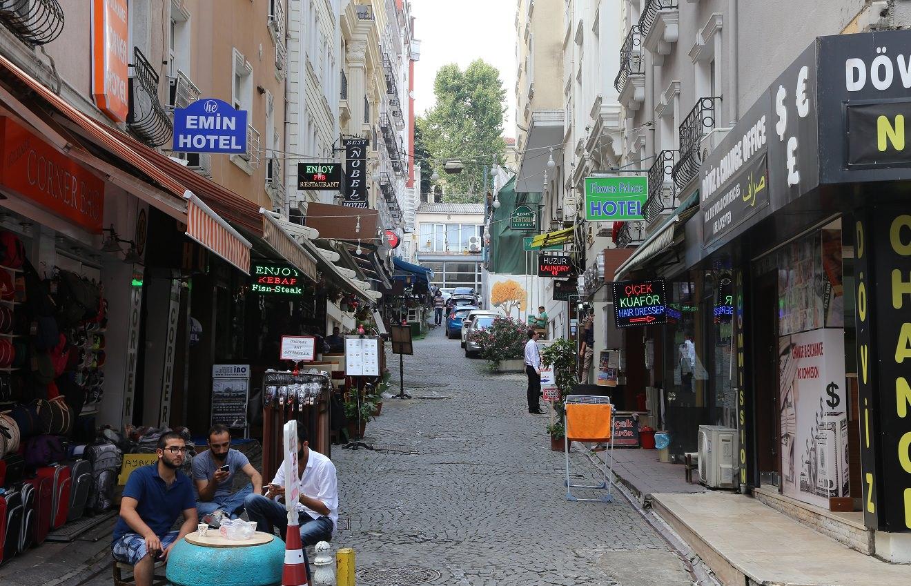 Istanbul Sultan Ahmet by beingatraveler